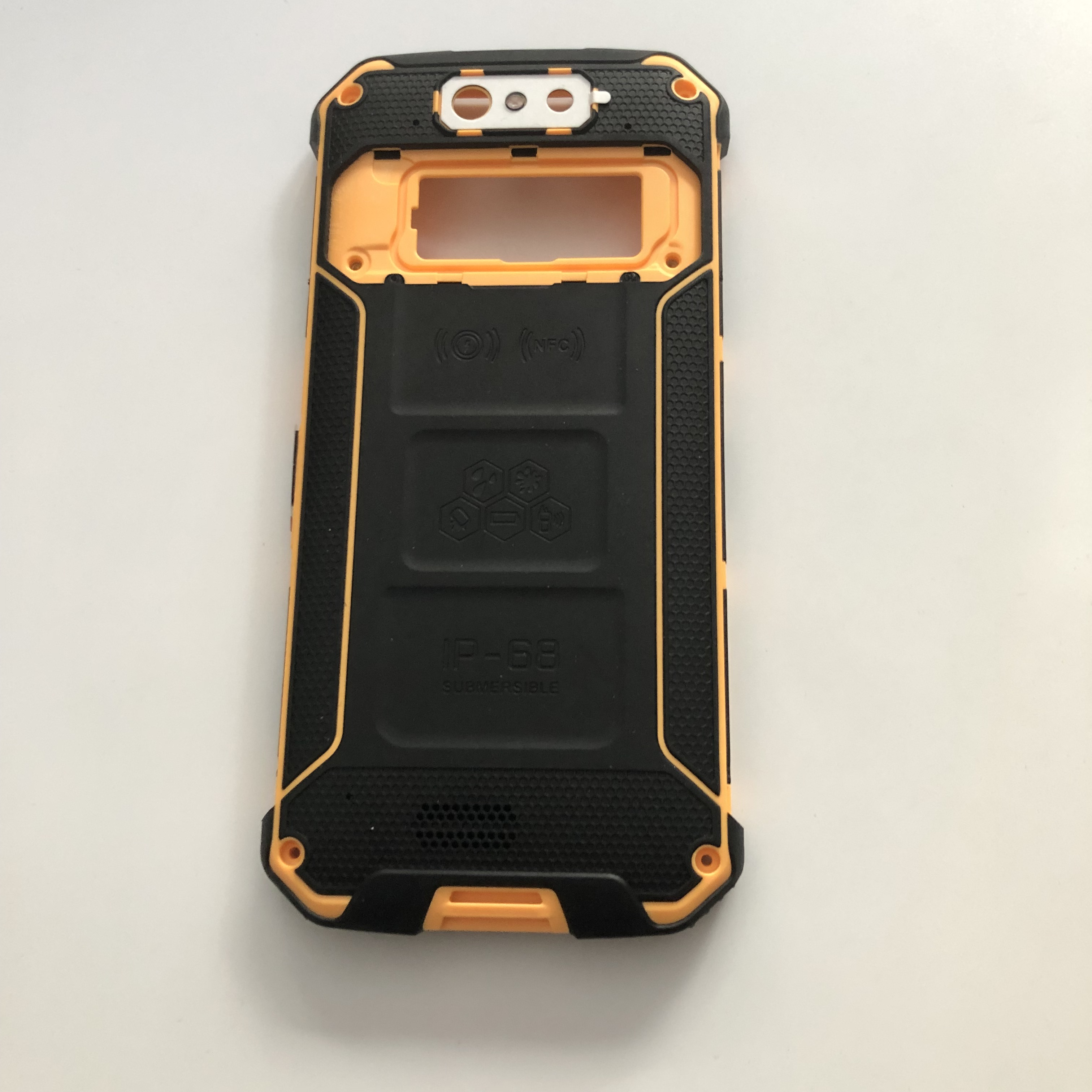 """BLACKVIEW BV9500 New Protective Battery Case Cover Back Shell For BLACKVIEW BV9500 Pro MT6763T Octa Core 5.7""""FHD Mobile Phone +"""