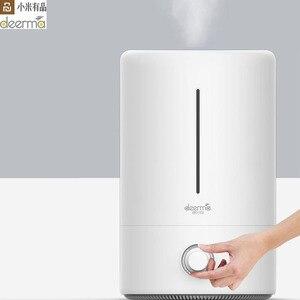 Image 1 - Youpin deerma 5L 空気加湿器 F628 家庭用超音波ディフューザー deerma 加湿器アロマ humificador 用