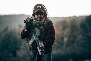 Image 5 - TAC SKY Airsoft Tactical Shooting Headphones with Headband Headband Hoop Bracket Headset Accessories Replacement