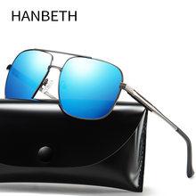 Классические солнцезащитные очки пилота для мужчин и женщин