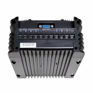 Image 5 - 400 واط 12 فولت الرياح الشمسية الهجين MPPT (دفعة نموذج) شاحن تحكم مع شاشة الكريستال السائل ، RS232 الاتصالات ، المزدوج 12A منفذ الإخراج