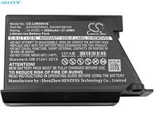 Cameron Sino 2600mAh Batteria per LG VR5943,VR6140LV,VR6171LVM,VR62601LVM,VR6260LV,VR6260LVM,VR62701LVB,VR62701LVM,VR62701LVMB