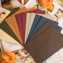 Envelopes para janela 50 unidades/pacote c6, envelopes para festa de casamento, convite, cartões de visita