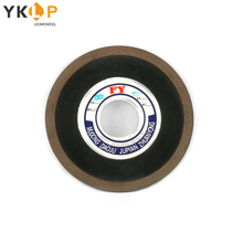 Grinding-Wheels Power-Tool Diamond Carbide Resin Hypotenuse for Milling-Cutter 150/200-Grits