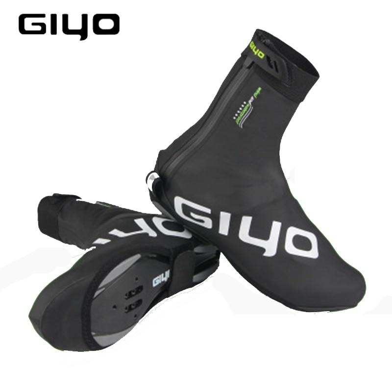 À prova dwindproof água de vento velo quente ciclismo bloqueio sapato cobre reflexivo bicicleta overshoes inverno estrada sapato capa protetor
