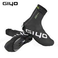 À prova dwindproof água de vento velo quente ciclismo bloqueio sapato cobre reflexivo bicicleta overshoes inverno estrada sapatos capa protetor