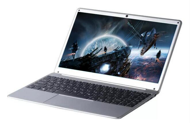 Notebook Computer Mini Laptop 14inch Free-Windows-10 Ultrathin HDD Intel Win7 OS 500GB title=