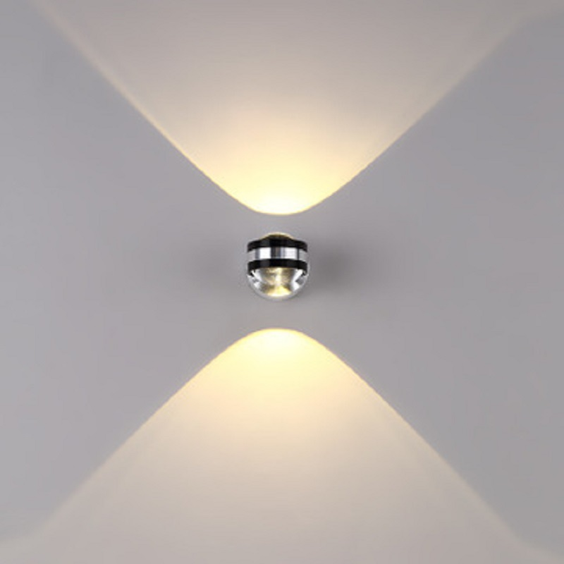 Lamps, Lighting & Ceiling Fans Modern Indoor LED Wall Light