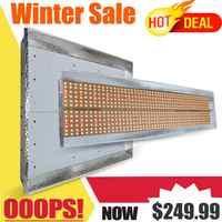 Mars Hydro TS 2000W LED Wachsen Lichter Sunlike Volle Spektrum Indoor Hydrokultur Kits Veg und Blume