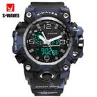 1pcs Mens Watch Camo...