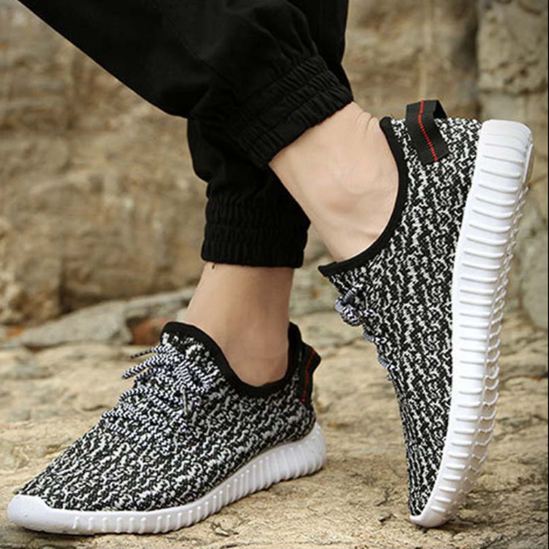 New Breathable Men Casual Shoes Woven superstar Shoes Men Fashion Low help coconut shoes Trainers For lovers Flats Casual Shoes image