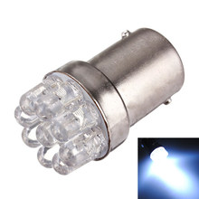 1157 DC 12V Tail Rear Bulbs Motorcycle Corner Light Brake Stop Turn Light UV Bright White(China)