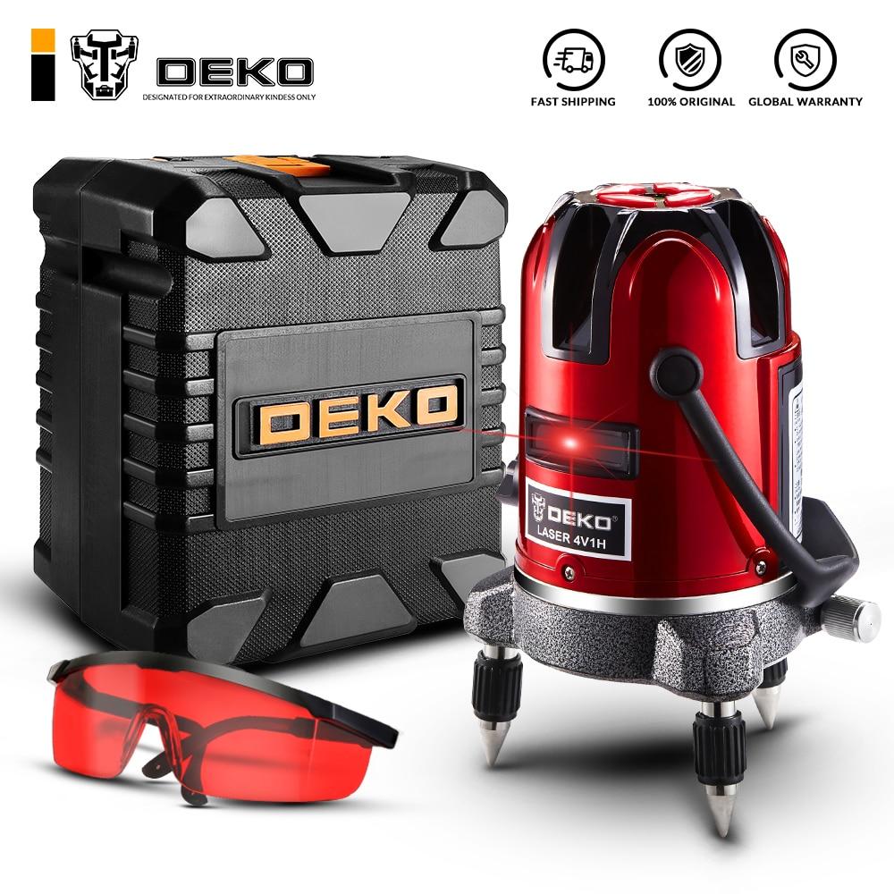 DEKO professionaalne laserlood