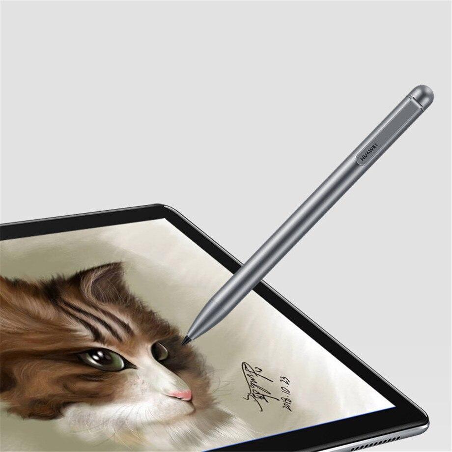 100% Original Stylus M-pluma lite para Huawei Mediapad M5 lite M6 capacitiva Pen stylus M5 lite Touch Pen para Matebook E 2019 M6 10 - 6