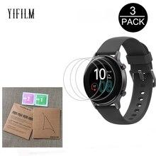 Screen-Protector Smartwatch Umidigi Urun Anti-Scratch-Film Clear HD for Ultra-Thin Soft