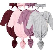 США для новорожденных мальчиков и девочек; сезон осень; теплая пеленка; спальный мешок; головной убор; хлопковая уличная одежда