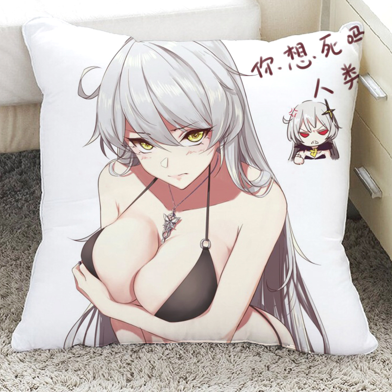 Honkai Impact 3 Kiana Kaslana Sakura Yae Heretic Miko Sexy Girls Japanese Anime Pillow Soft Plush Doll