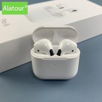 Pro4 auricolari Bluetooth Mini cuffie sportive auricolari impermeabili auricolari musicali per Huawei Iphone Xiaomi cuffie Wireless