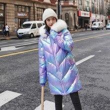winter coat casacos de inverno feminino куртка зимняя chamarras de mujer парка женское пальто тренч кофта discoloration coat