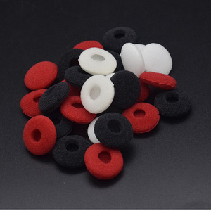 20Pcs Soft Foam Earbud Headphone Earpads Replacement Sponge Covers Headset Earphone For 1.5cm earphones Headphones