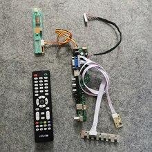 Drive-Board Monitor LVDS Universal D091201/d291207-Screen VGA LCD AV Usb-Diy-Kit 20-Pin