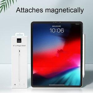 WIWU Палм стилус для iPad 2018 2019 2020 Высокоточный планшет сенсорный карандаш для iPad Pro 11 12,9 прикрепить магнитную ручку