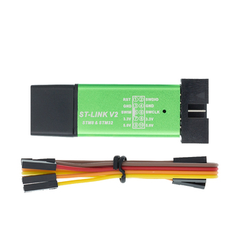 1 шт. ST LINK Stlink ST Link V2 Mini STM8 STM32 симулятор загрузки программатор Программирование с крышкой|st-link v2|   | АлиЭкспресс