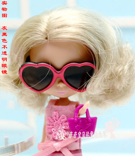 For blyth doll glasses sunglasses fashion girl boy 1/6 toy gifts 10