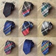 Мужская классический тощий галстук мода Нью-сплетенные шелковый галстук для свадьбы платье партии формальные галстуки Corbatas Хомбре пункт