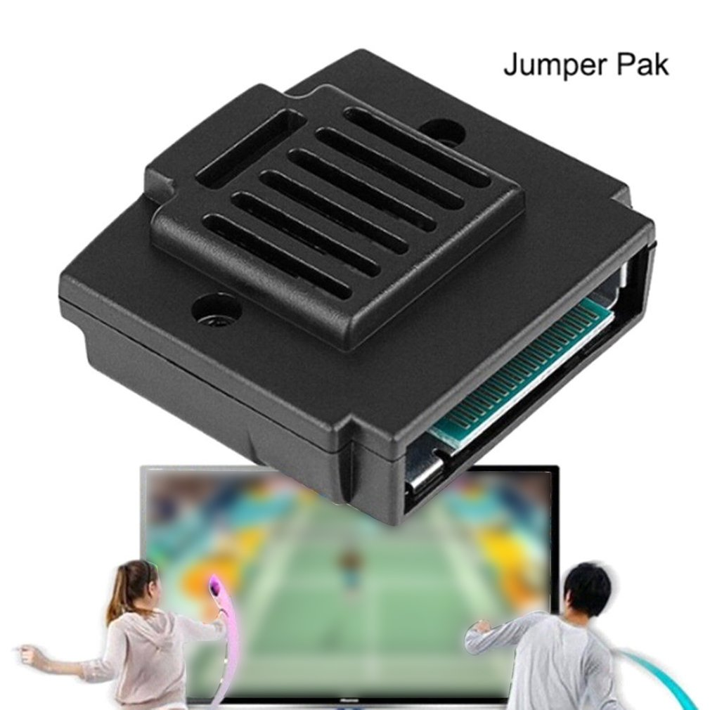 New Memory Jumper Pak Pack For N64 Game Console N64 Genuine Original Memory For 64 N64 Game Console ES