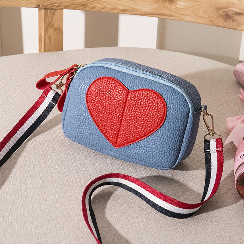 2020 Women Shoulder Bag For Teenage Girl Small Handbag For Cell Phone Wide Strap Flap Female Crossbody Bag Purse In Soft Leather