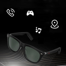 Smart-Glasses Music-Control Bluetooth-Phone Uv-Protector Ce E9 Voice-Assistant Call