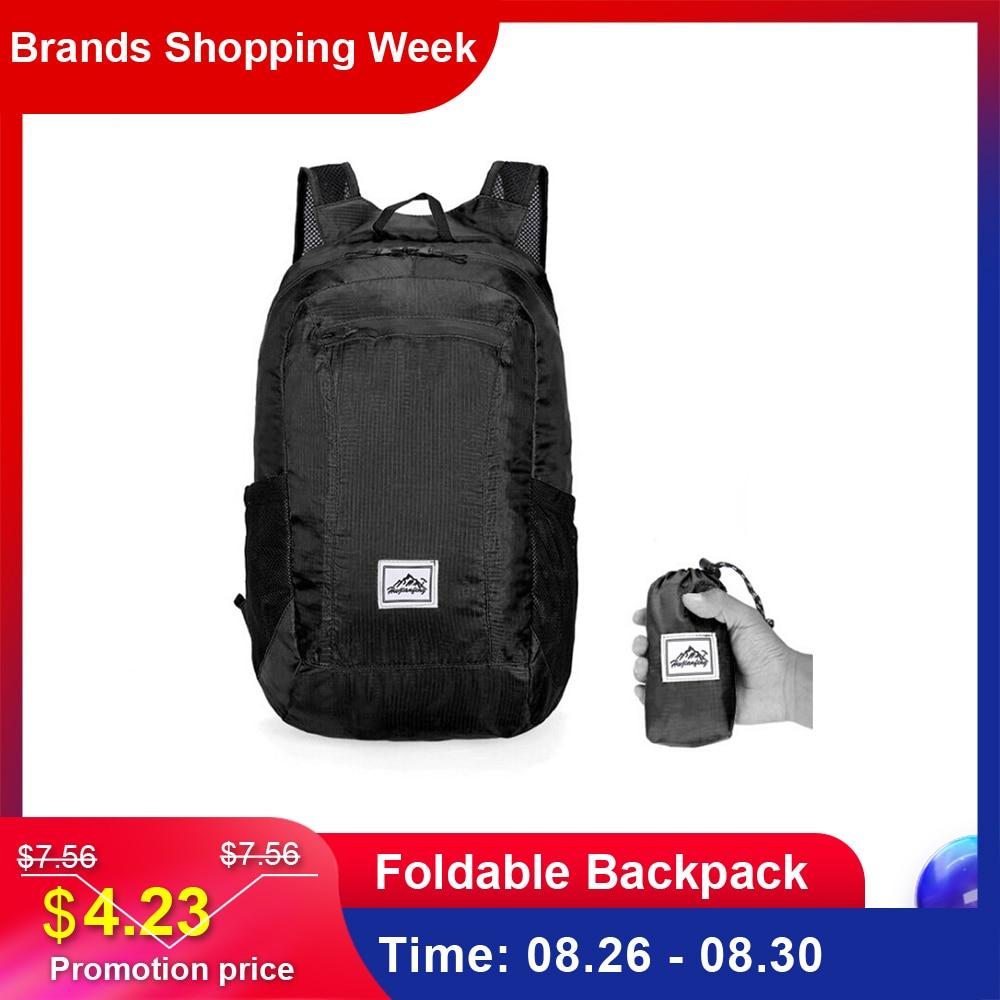 Foldable Backpack Outdoor-Pack Lightweight Ultralight Travel Hiking Women 20L