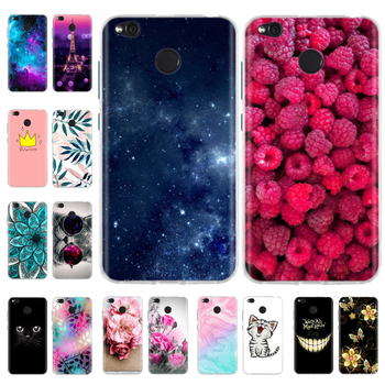 for Xiaomi Redmi 4X Case on Phone Case for Xiaomi Redmi4x Silicone Case for Xiaomi Redmi 4 X X4 Capas Cover Soft TPU Bumper cover for xiaomi redmi 4x case shockproof silicone hard plastic stand case for xiaomi redmi 4x cover for redmi 4x case coque 5