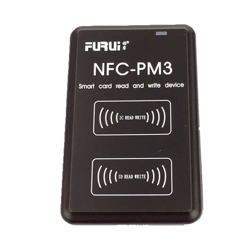 Security RFID Tags & Cards Copier Duplicator NFC Smart Card Reader Writer 13.56MHz IC Encrypted Programmer USB UID Card Device