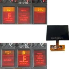 أداة عداد السرعة العنقودية شاشة الكريستال السائل الشاشة لأودي A4 (B5) 1995 2001 ، A6 (C5) 1997 2004