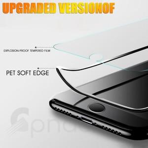 Image 2 - 100D Kính Cường Lực Trên Dành Cho iPhone X 7 8 6 6S 6S Plus Tấm Bảo Vệ Màn Hình Full Cover Có Kính Cường Lực iPhone XR XS 11 Pro Max Phim