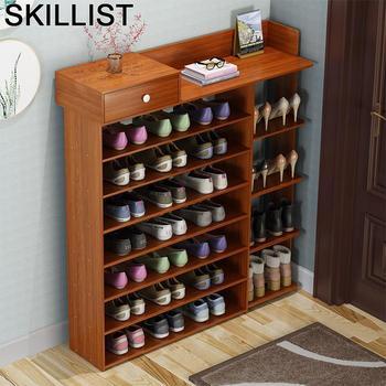 Closet Gabinete De Rangement Mobili Moveis Para Casa Minimalist Meuble Chaussure Furniture Rack Cabinet Sapateira Shoes