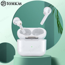 Wireless Earphones Bluetooth 5.0 Touch Control Gaming Earbuds Stereo Sports Headsets Wireless Headphones For Phone With Mic(China)