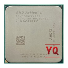 Processeur Quad-Core AMD Athlon II X4 620 2.6 GHz ADX620WFK42GI Socket AM3