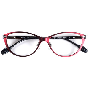 Image 1 - איטליה מעצב משקפיים נשים עין חתול משקפיים מסגרות מרשם משקפיים אביב ציר