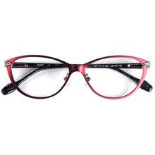 İtalya tasarımcı gözlükler kadınlar kedi göz gözlük çerçeveleri reçete gözlük bahar menteşe