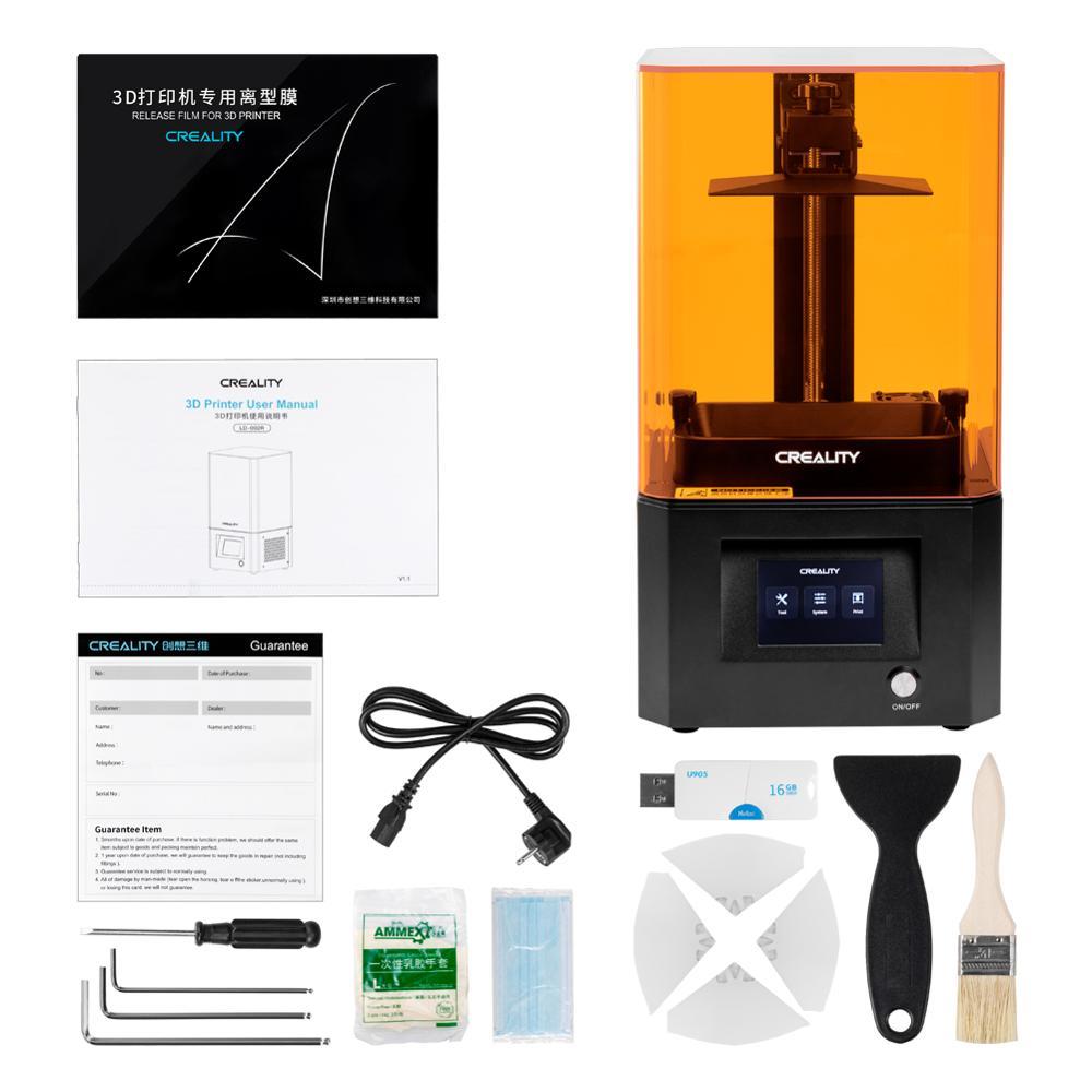 CREALITY LD-002R UV Resin 3D Printer With Offline Printing 3