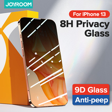 Private Screen Protector For iPhone 13 Pro Max Anti-Spy Full Cover Tempered Glass For iPhone 13 Pro Protective Glass HD Joyroom