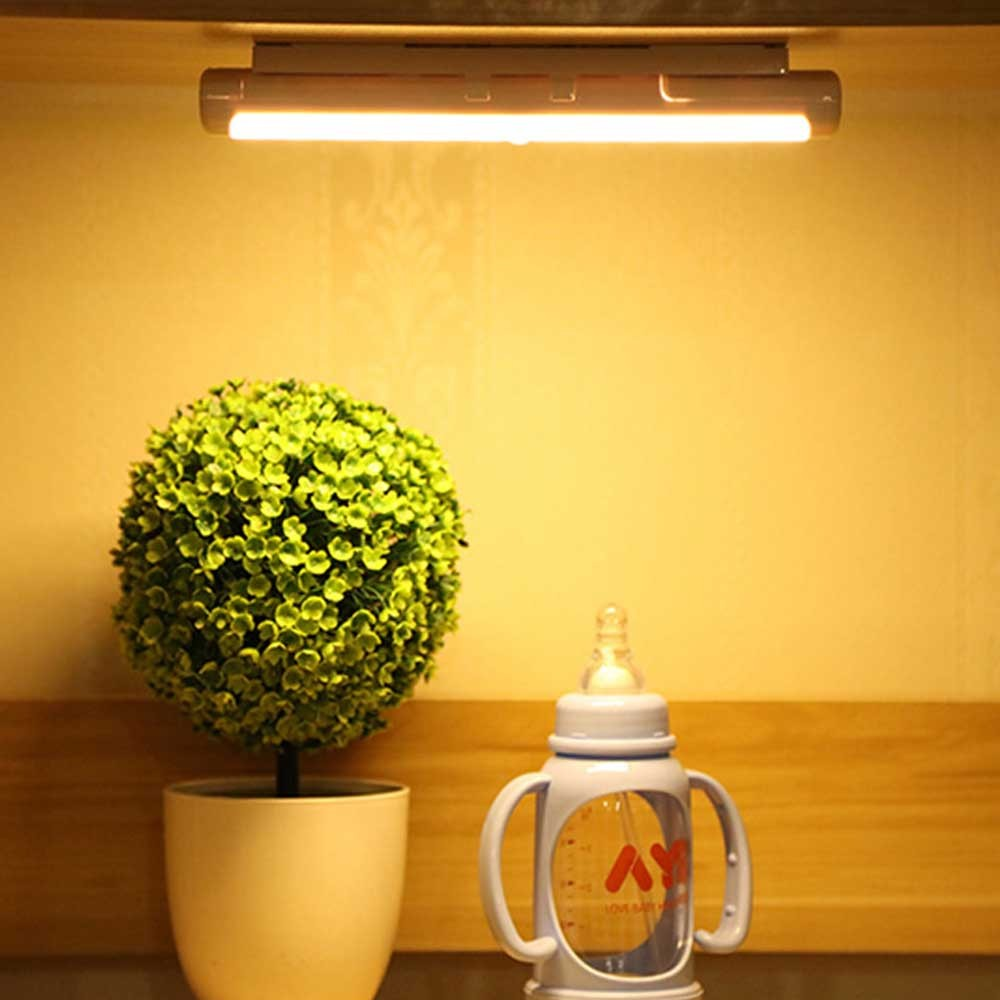 Motion Sensor Light USB Charging Light Closet LED Night Light Nordic Clothes Hook Led Wall Lamp Dressing Room Creative Wall Lamp