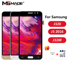 Get more info on the J320 Adjustment For Samsung Galaxy J3 2016 Display J320 J320F J320M J320Y LCD Touch Screen Digitizer Display Assembly Parts