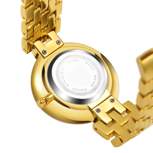 Image 5 - MISSFOX 41mm Black Minimalist Watch Super Slim Cheap Womens Watches Water Resistant Wristwatch Female Simple Clock For Women