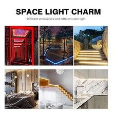 LUCKYLED 5M Led Strip 2835 5050 SMD 60Leds/M Waterproof Flexible Led Tape 12v Decoration Ribbon Led Lights  Led Stripe RGB