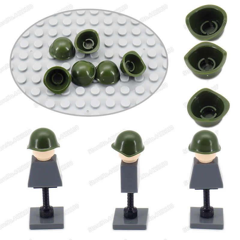 شخصيات الجندي بنة الجيش السوفياتي خوذة المعدات العسكرية Pubg القوات الخاصة الأسلحة نموذج هدية للأطفال في الكريسماس اللعب
