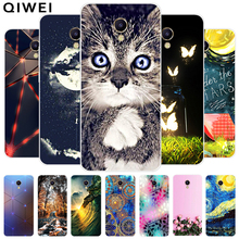 Cover For Meizu M6 M6S M5C M8 Lite V8 Case Soft Silicone TPU